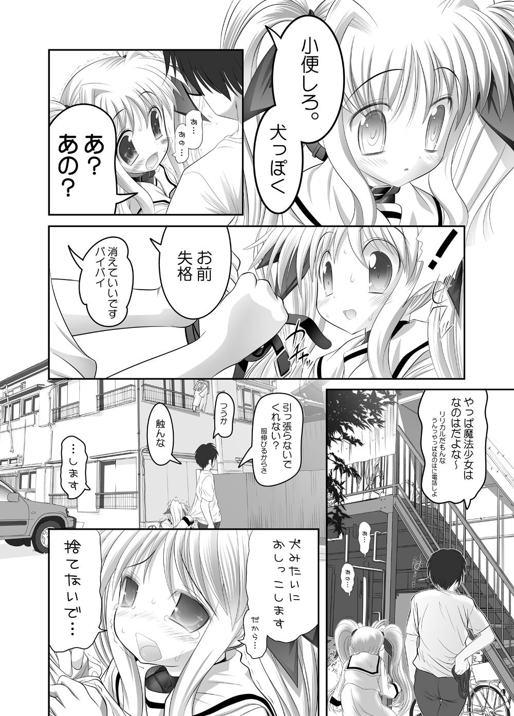 Fate-chan. Mahiru no Rojou Choukyou Hen 22