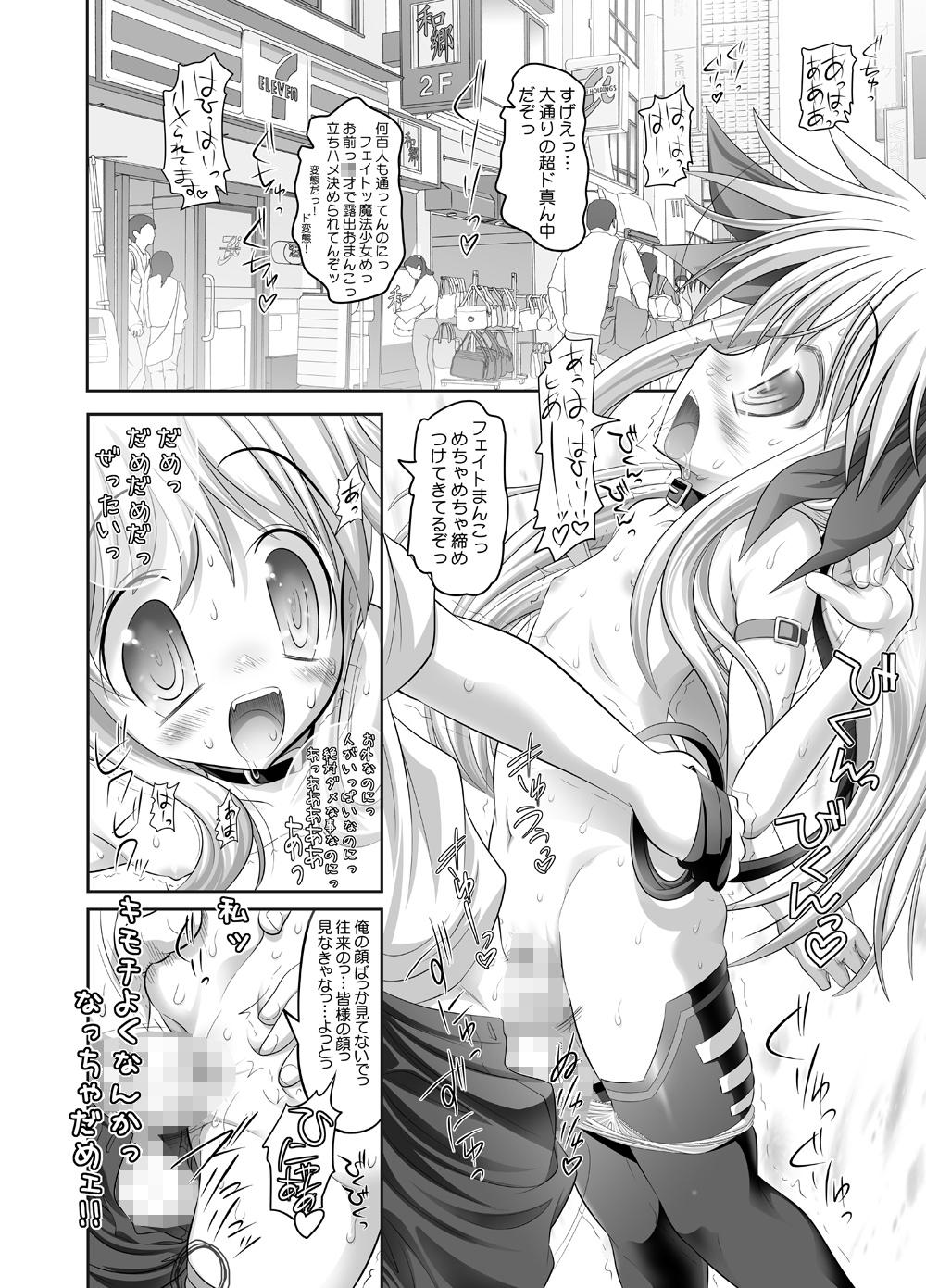 Fate-chan. Mahiru no Rojou Choukyou Hen 26