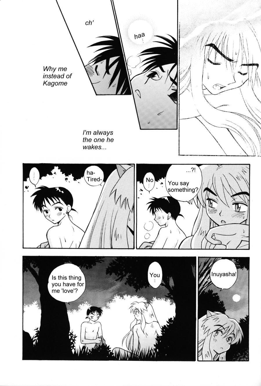 [Masakazu Akagi] Hanaoto [EN] yaoi 25