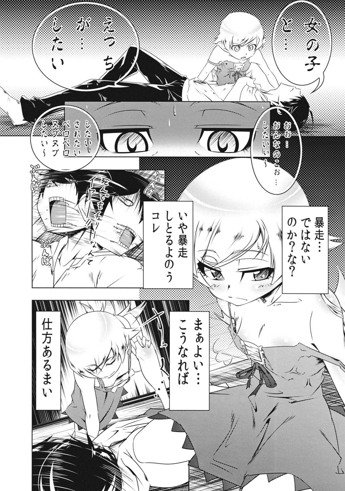 Zokumonogatari 3