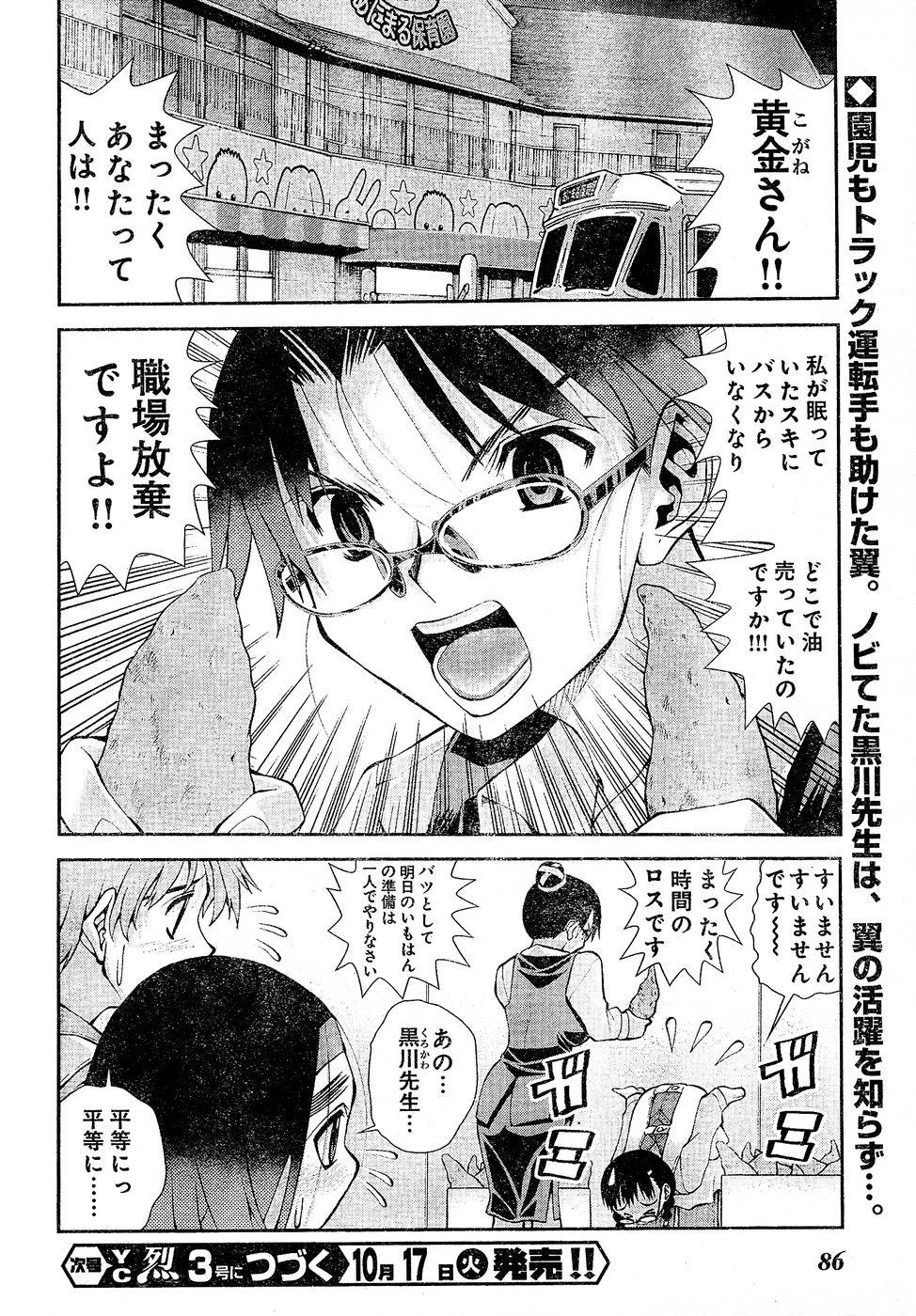 Young Champion Retsu Vol.02 79