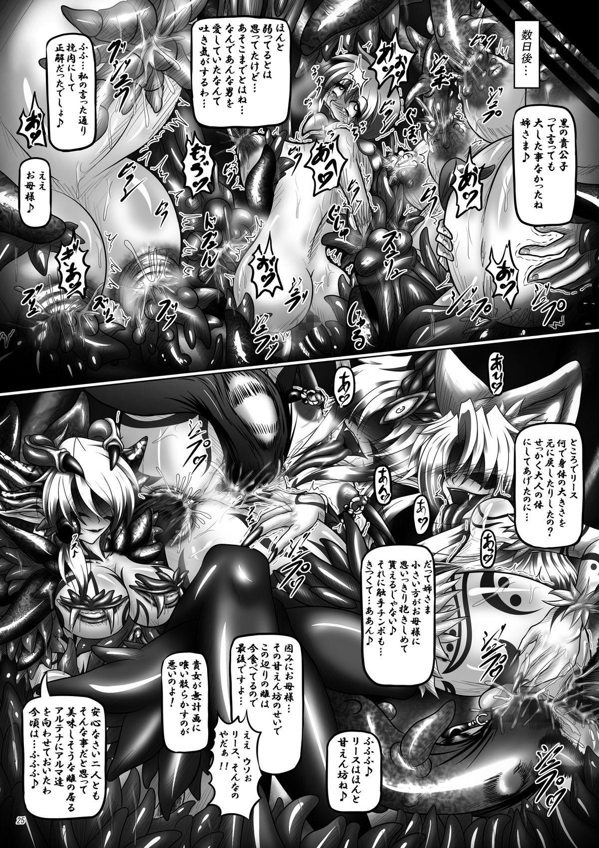 Dashoku Densetsu 24