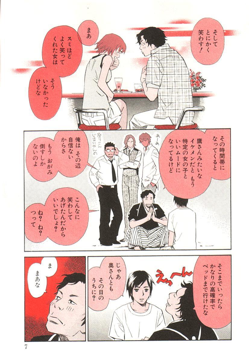 Sono Otoko, Taka ~ God Finger Densetsu vol.02 11