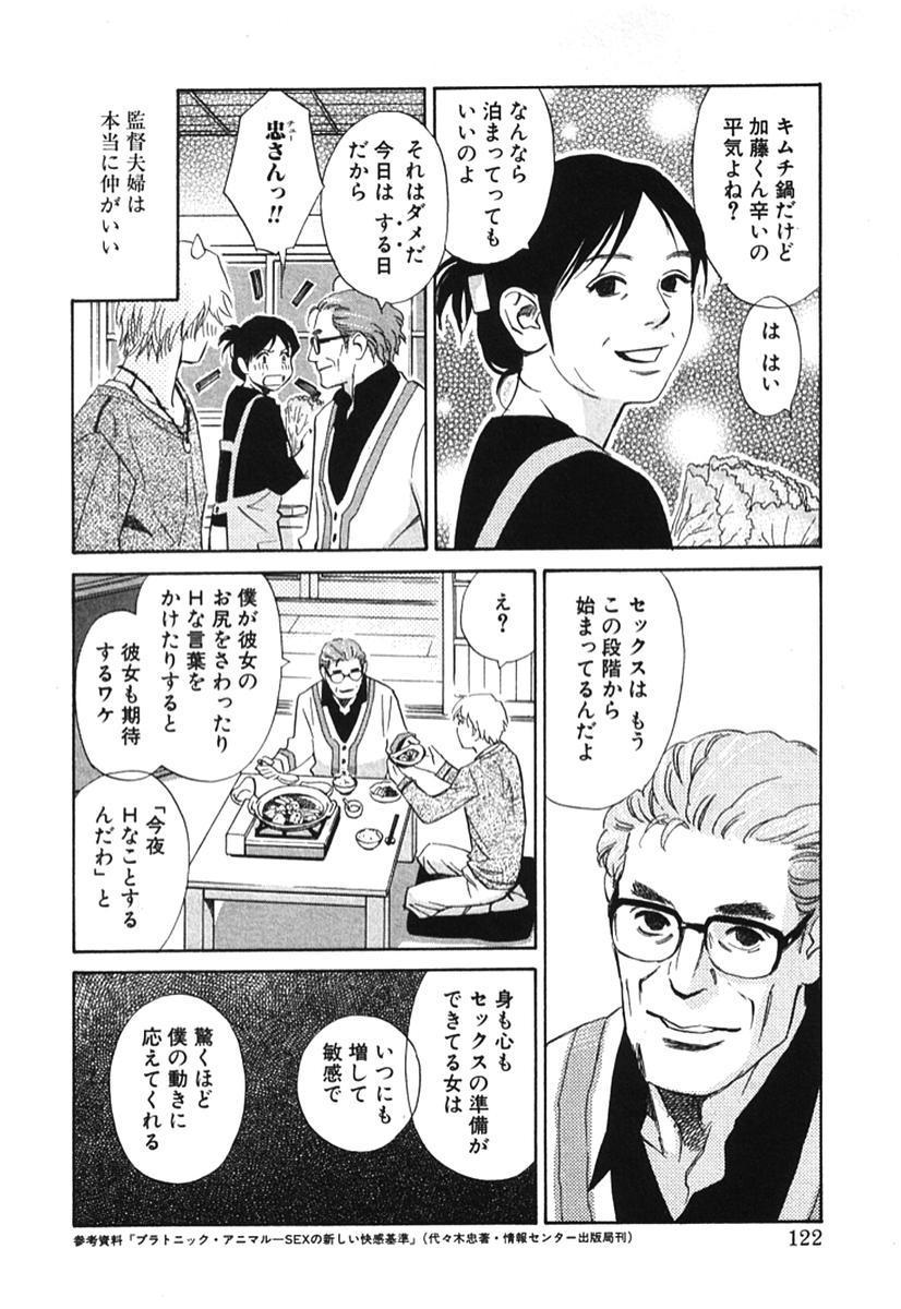 Sono Otoko, Taka ~ God Finger Densetsu vol.02 126