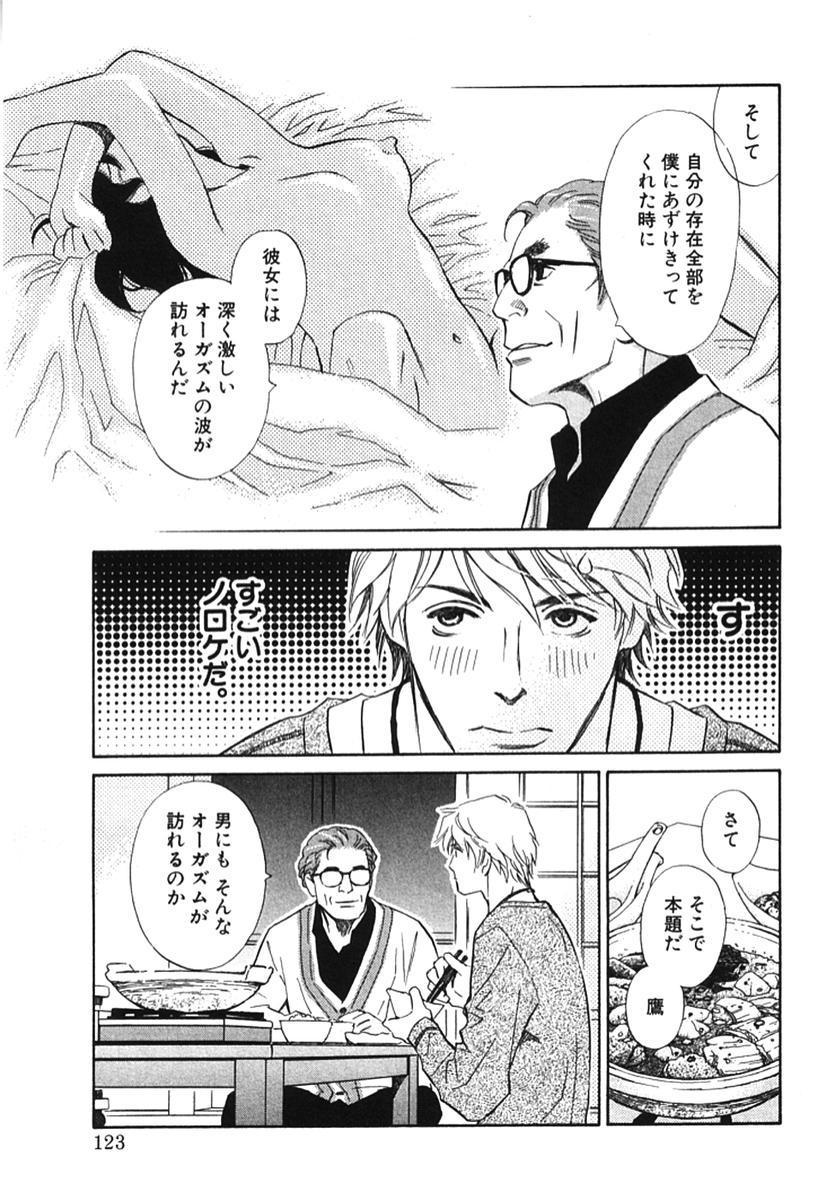 Sono Otoko, Taka ~ God Finger Densetsu vol.02 127