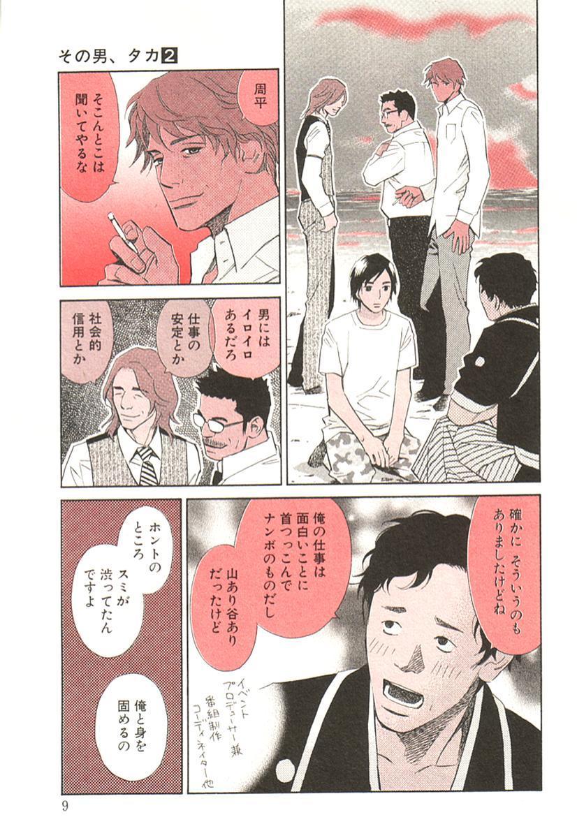 Sono Otoko, Taka ~ God Finger Densetsu vol.02 13