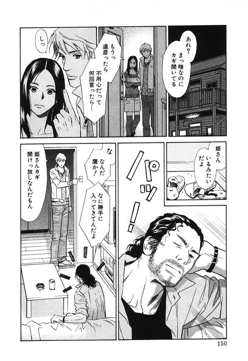 Sono Otoko, Taka ~ God Finger Densetsu vol.02 154