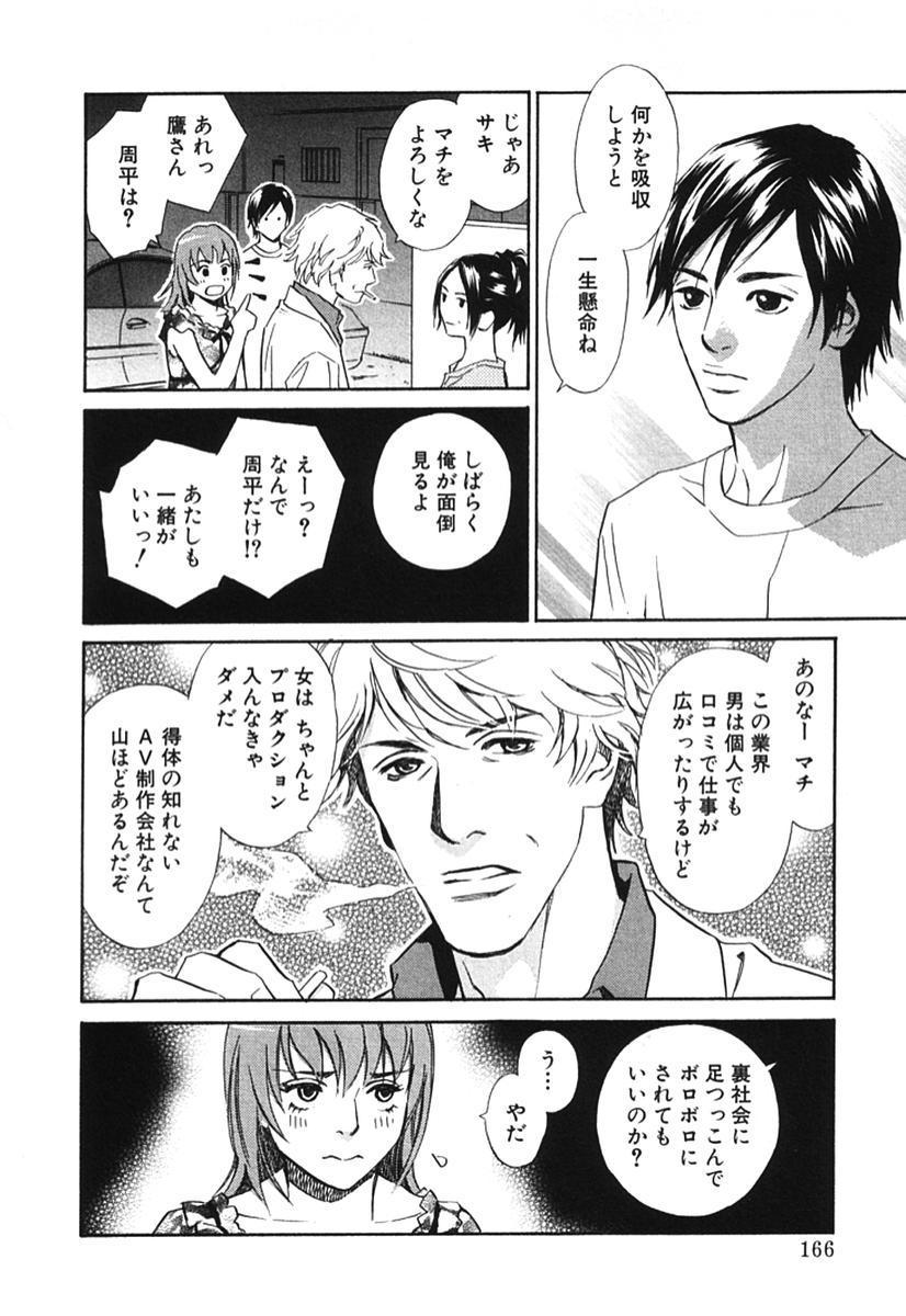 Sono Otoko, Taka ~ God Finger Densetsu vol.02 170