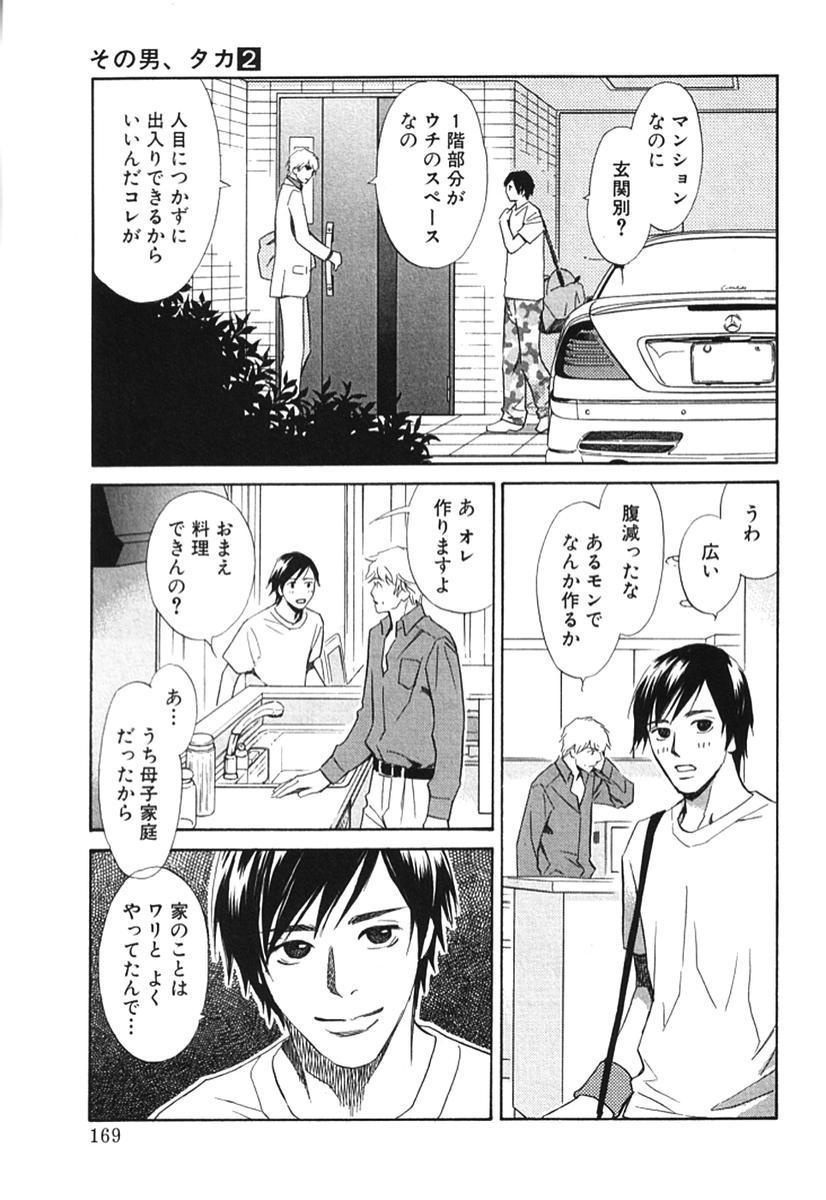 Sono Otoko, Taka ~ God Finger Densetsu vol.02 173