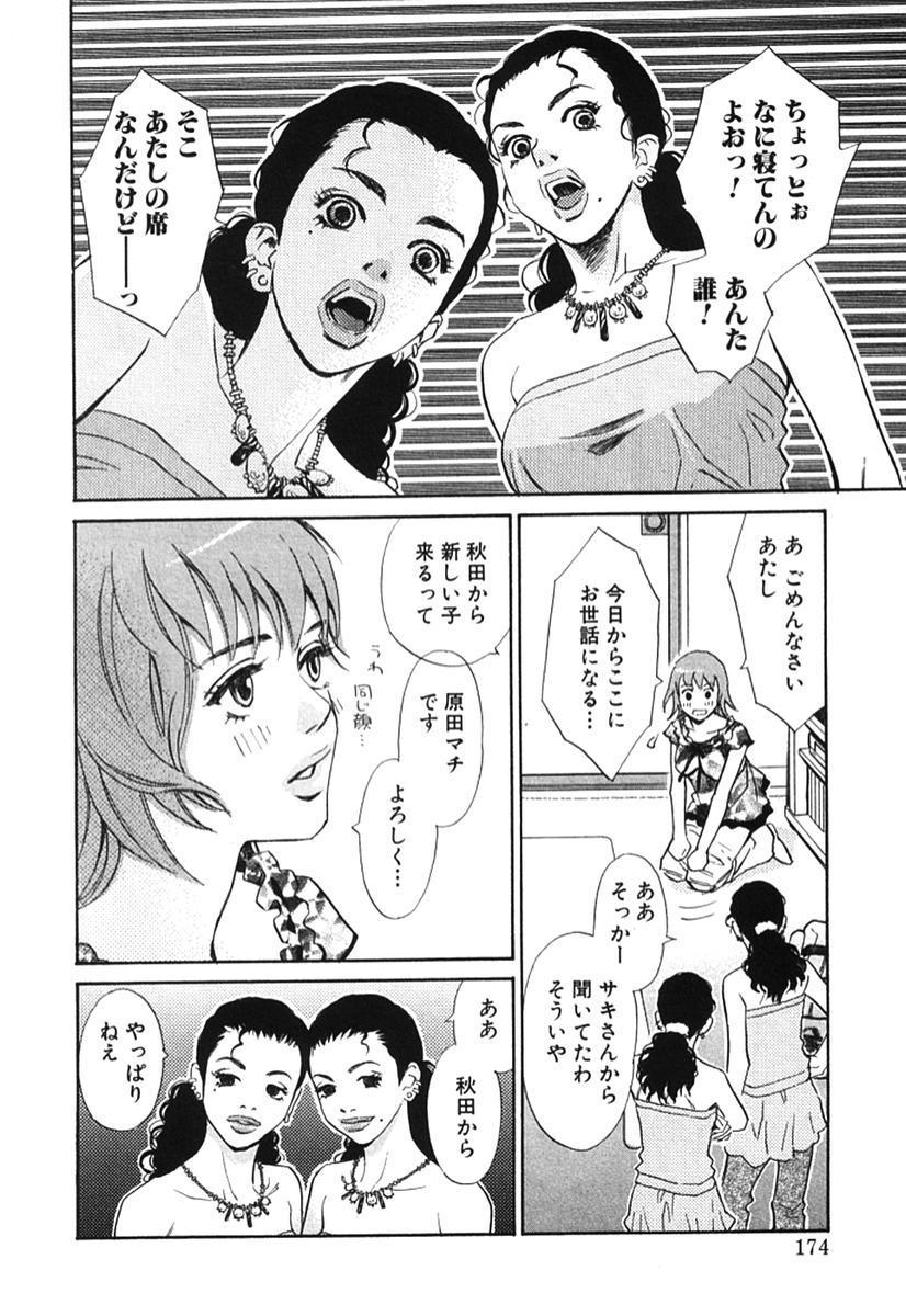 Sono Otoko, Taka ~ God Finger Densetsu vol.02 178