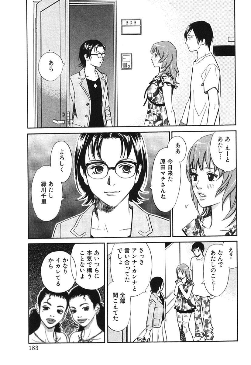 Sono Otoko, Taka ~ God Finger Densetsu vol.02 187