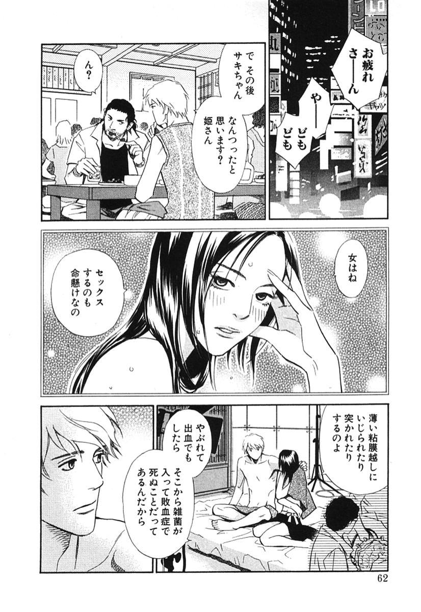 Sono Otoko, Taka ~ God Finger Densetsu vol.02 66