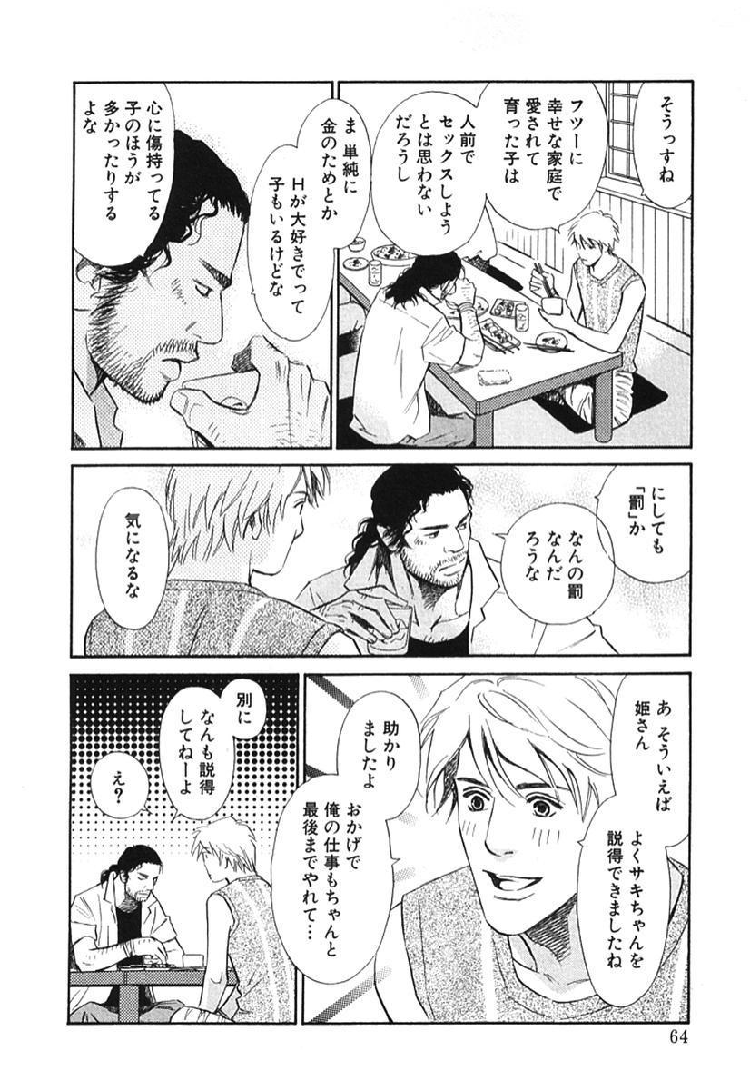 Sono Otoko, Taka ~ God Finger Densetsu vol.02 68