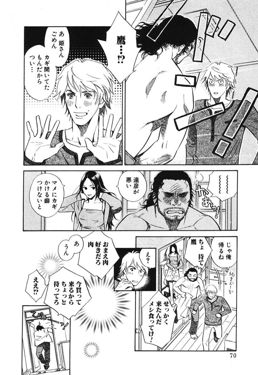 Sono Otoko, Taka ~ God Finger Densetsu vol.02 74