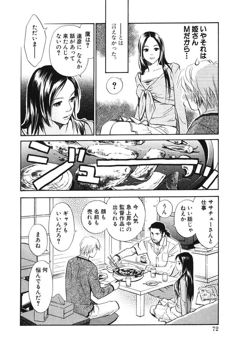 Sono Otoko, Taka ~ God Finger Densetsu vol.02 76