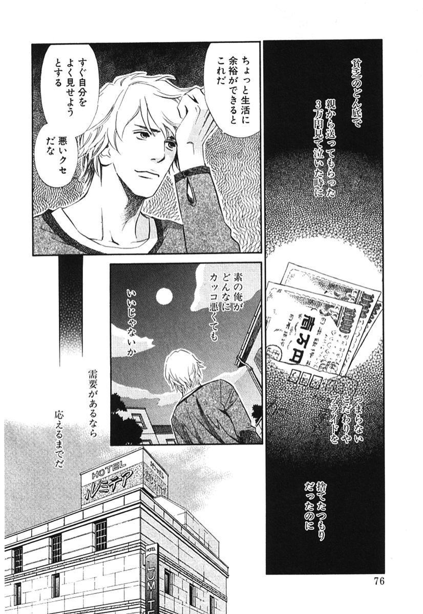 Sono Otoko, Taka ~ God Finger Densetsu vol.02 80