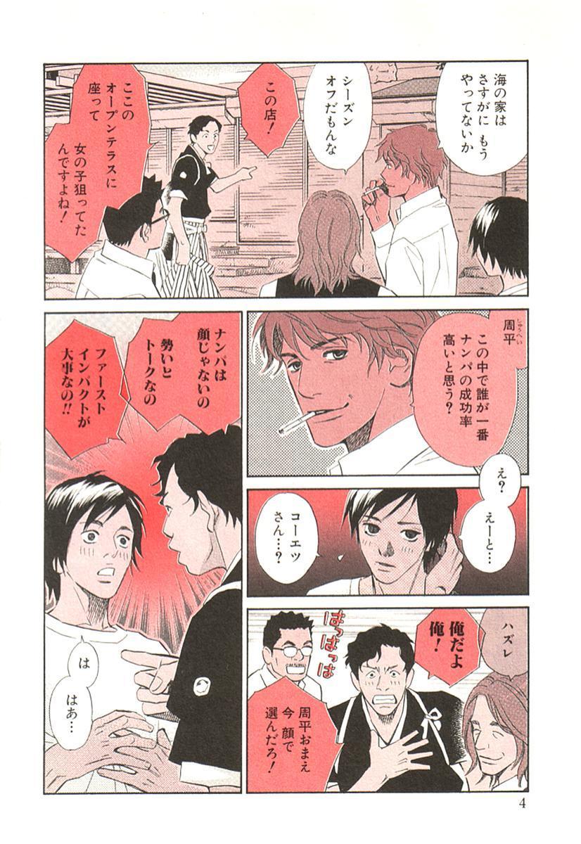 Sono Otoko, Taka ~ God Finger Densetsu vol.02 8