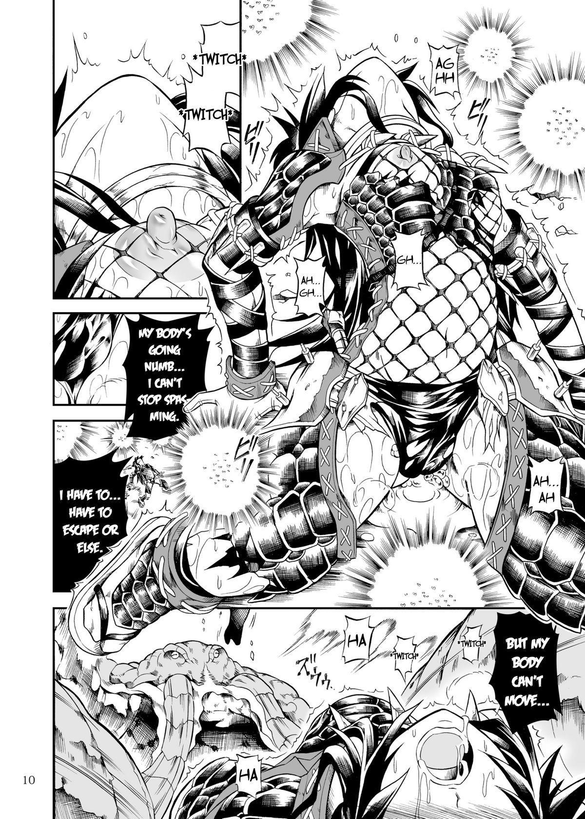 Solo Hunter no Seitai 2 the first part 9