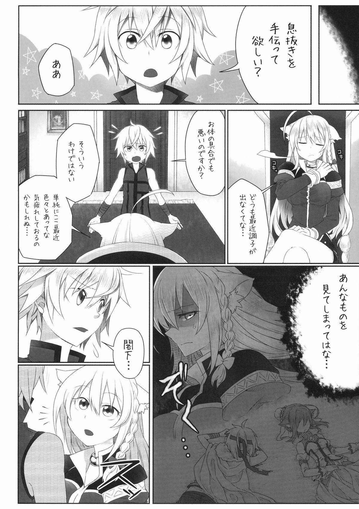 Hatsujou! Neko Hime Choukyou Sen!? 3