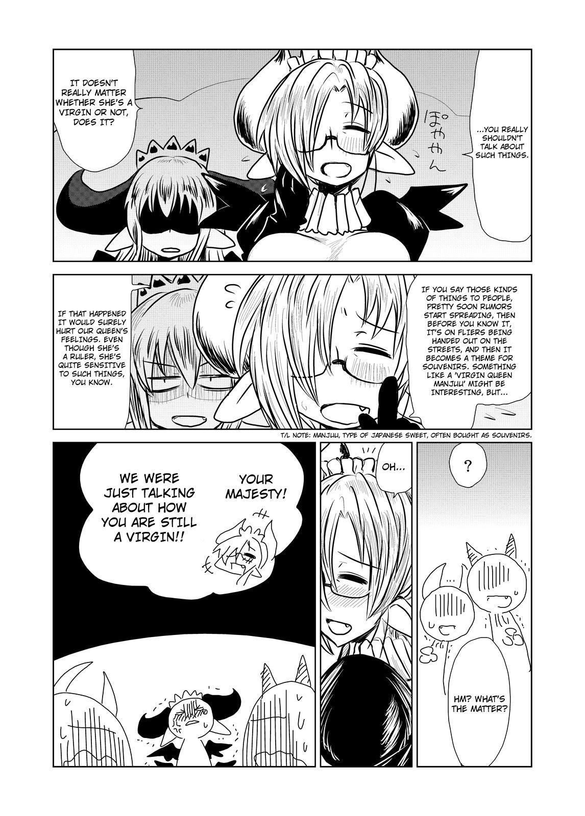 Toshima de, Maid de, Succubus de,   Middle aged, a Maid, and a Succubus 2