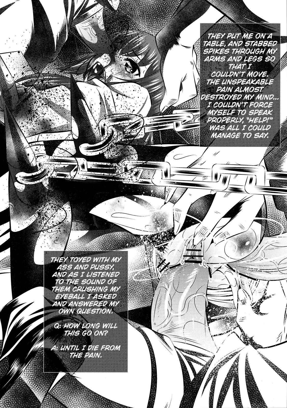 Goumon-kan Chuuni hen | Torture Dungeon 19
