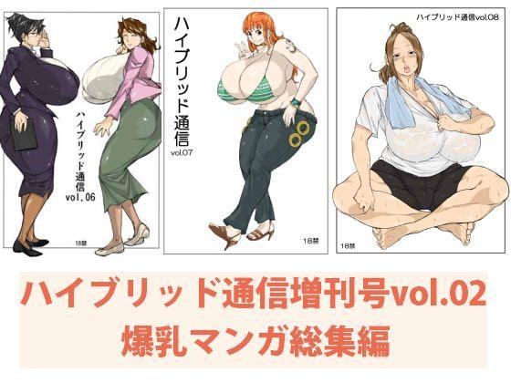 Hybrid Tsuushin Zoukangou Vol. 02 0