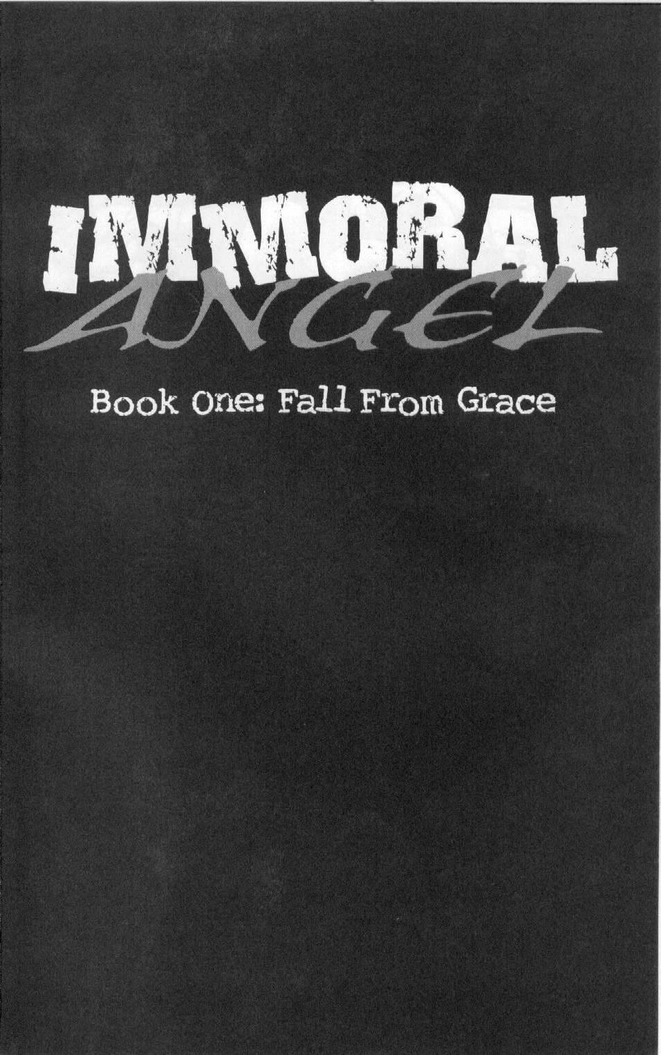 Immoral Angel Volume 1: Fall From Grace 4
