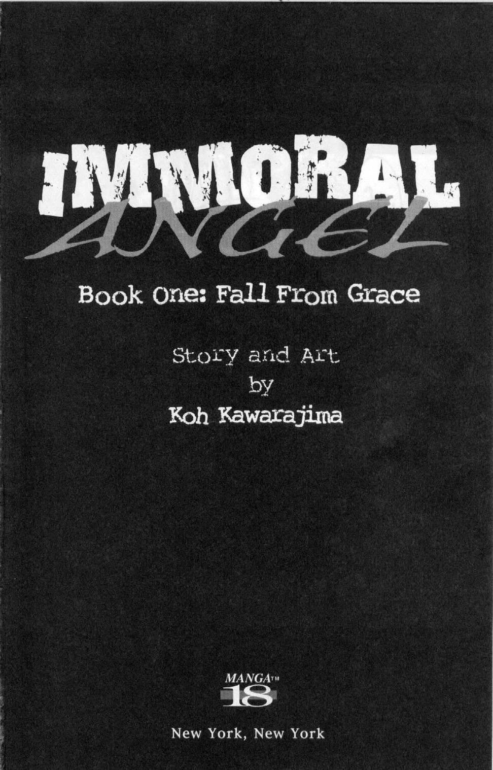 Immoral Angel Volume 1: Fall From Grace 6