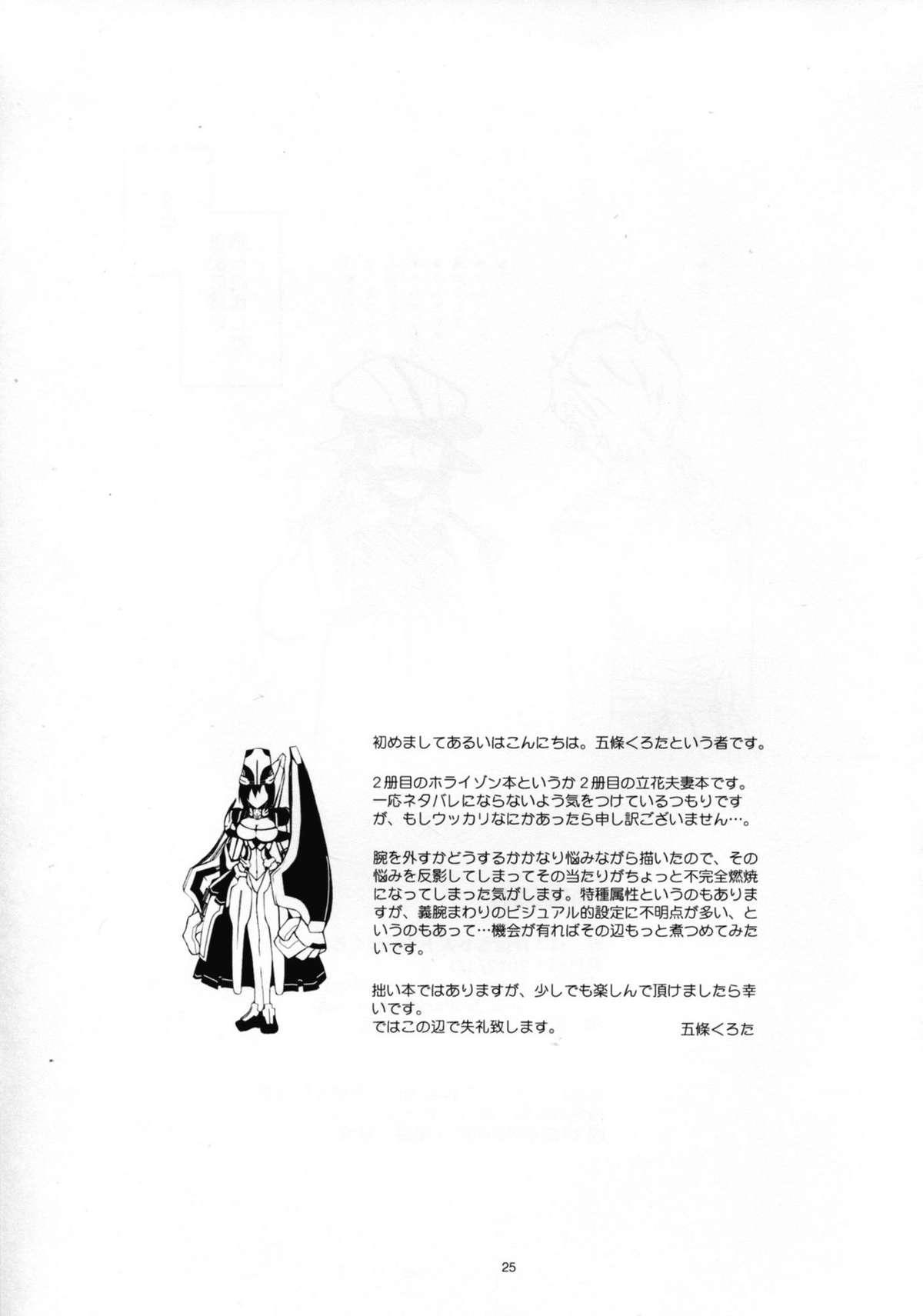 Saigoku Mousou 24