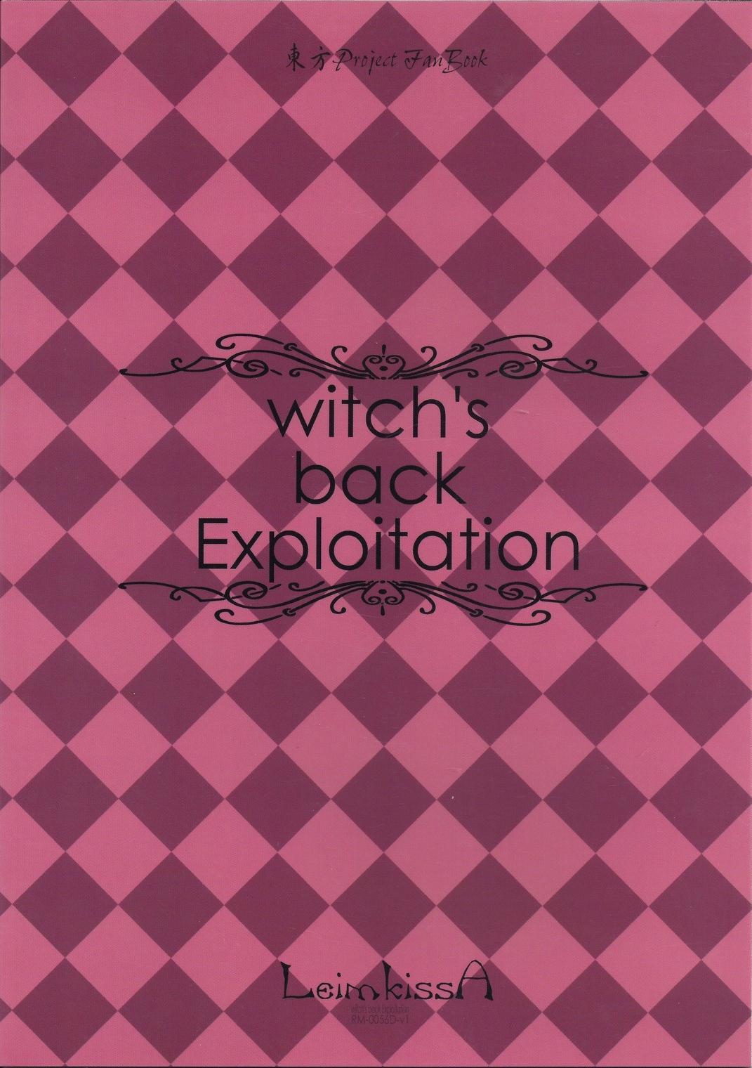 witch's back Exploitation 19