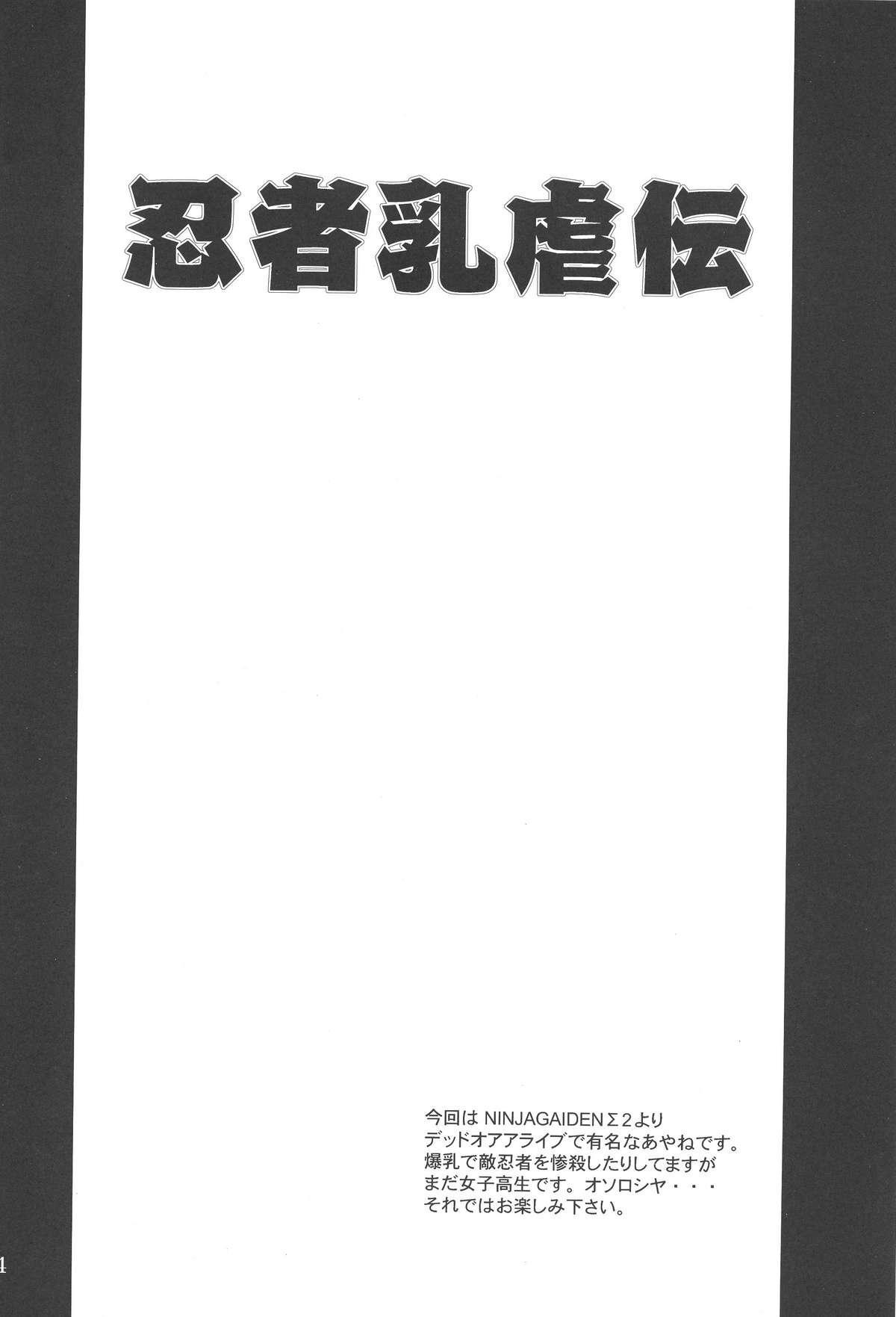Ninja Chichi Gyakuden 2