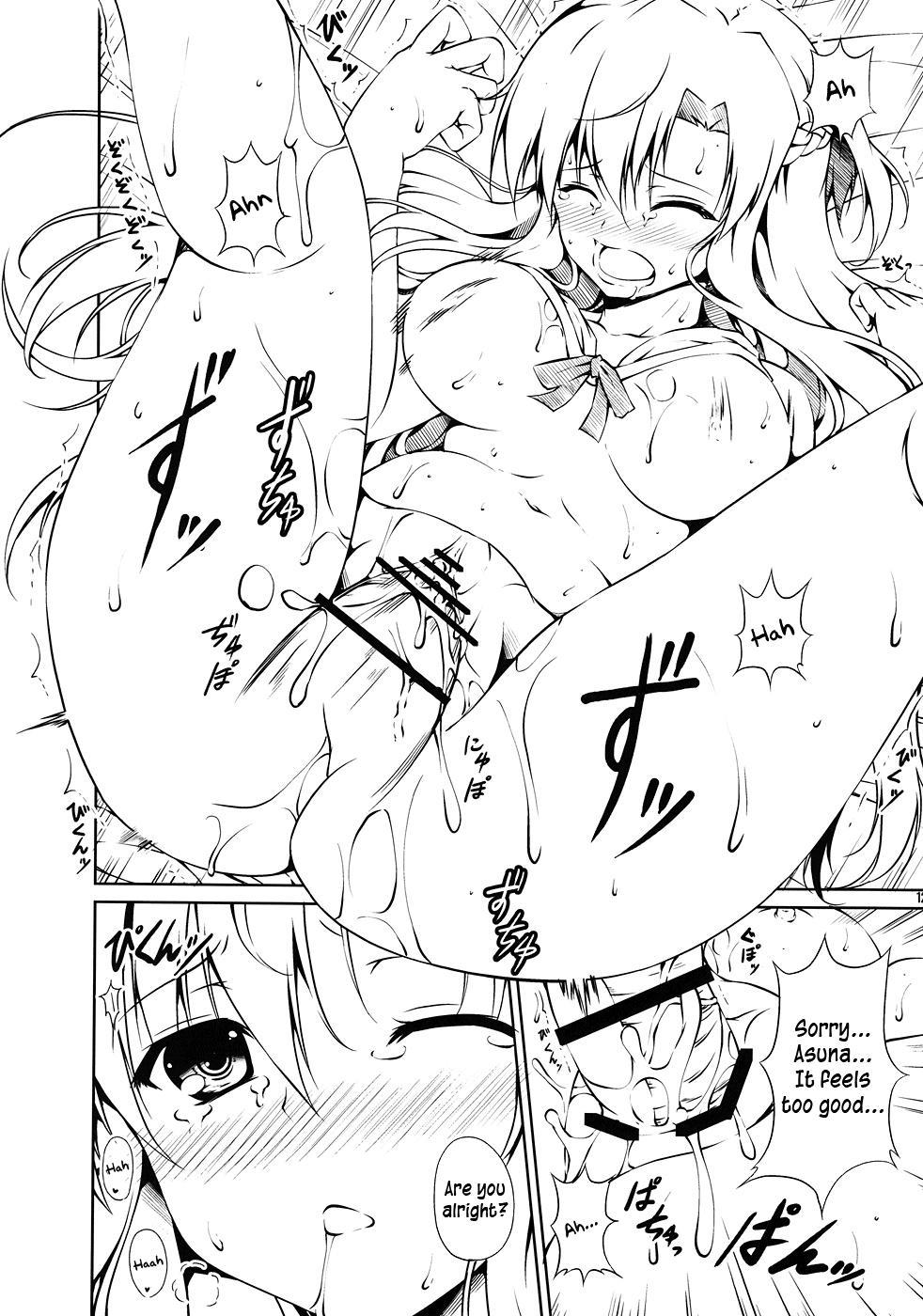 Souda Asuna wa Ore no XX | That's right, Asuna is my XX 10