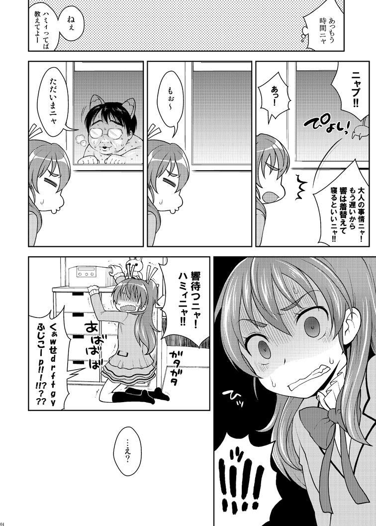 Hibiki to Let's Play♪ 3