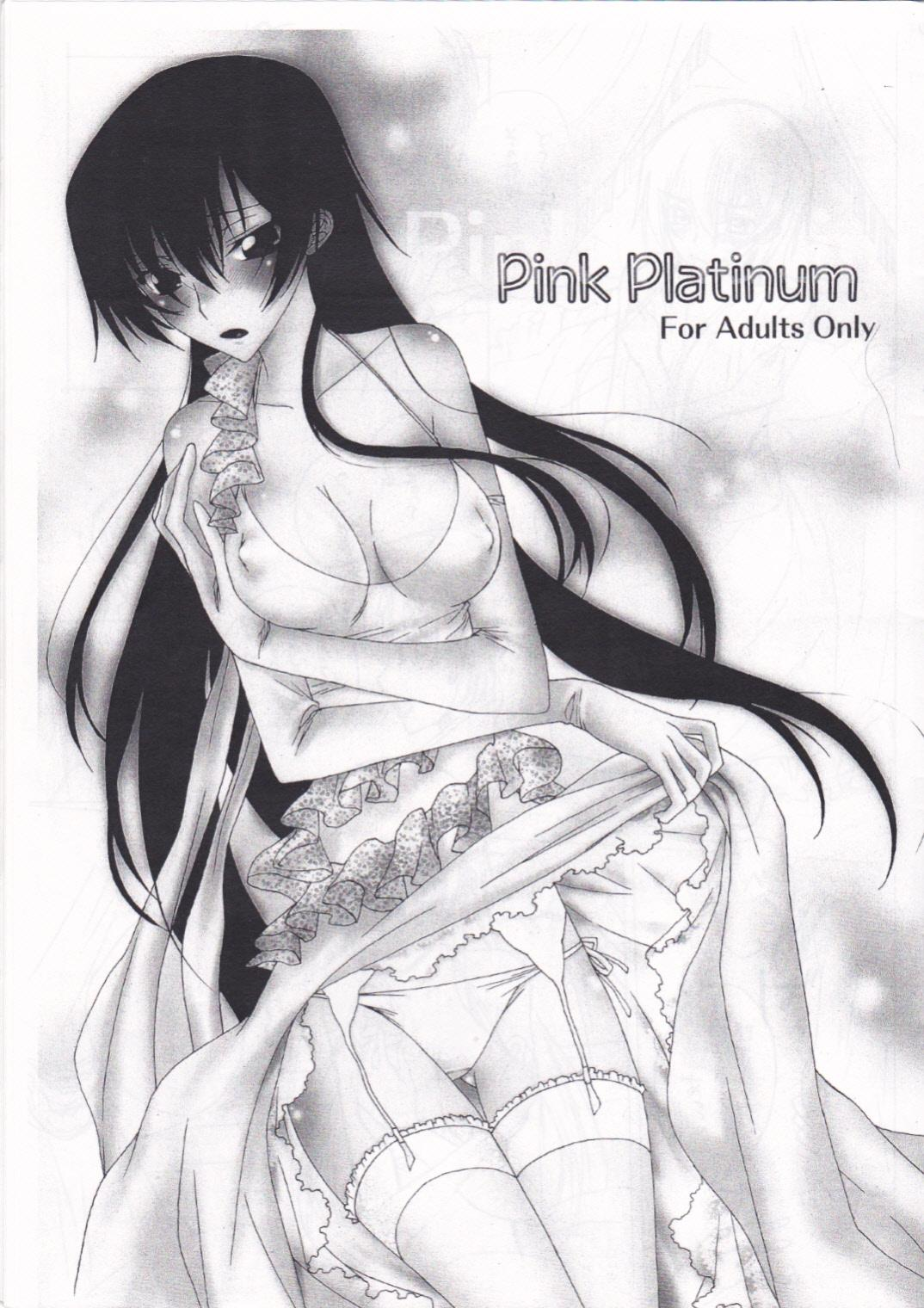 Pink Platinum 2
