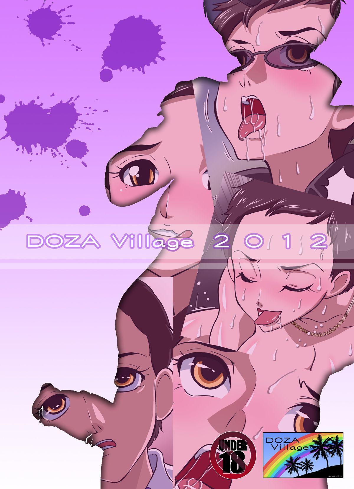[DOZA Village (Dozamura)] 3-nen B-gumi Manami Sensei ~Futanari Taiiku Kyoushi - Morita Ritsuko~ | Instructor of Junior Class B and Hung Like a Horse, Futanari Gym Teacher Morita Ritsuko [English] [thetsuuyaku] [Digital] 41