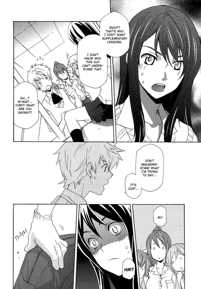 Yuri ga Joshi no Seifuku de Gakuen Monona hon. | A Yuri At An Academy In Female Uniform Book. 5