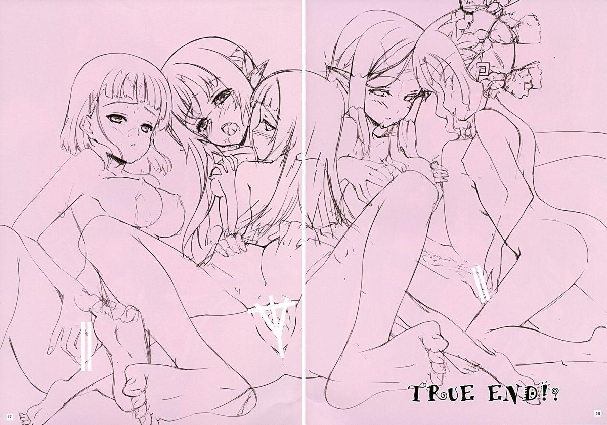 Sword Art Heroines 2 9