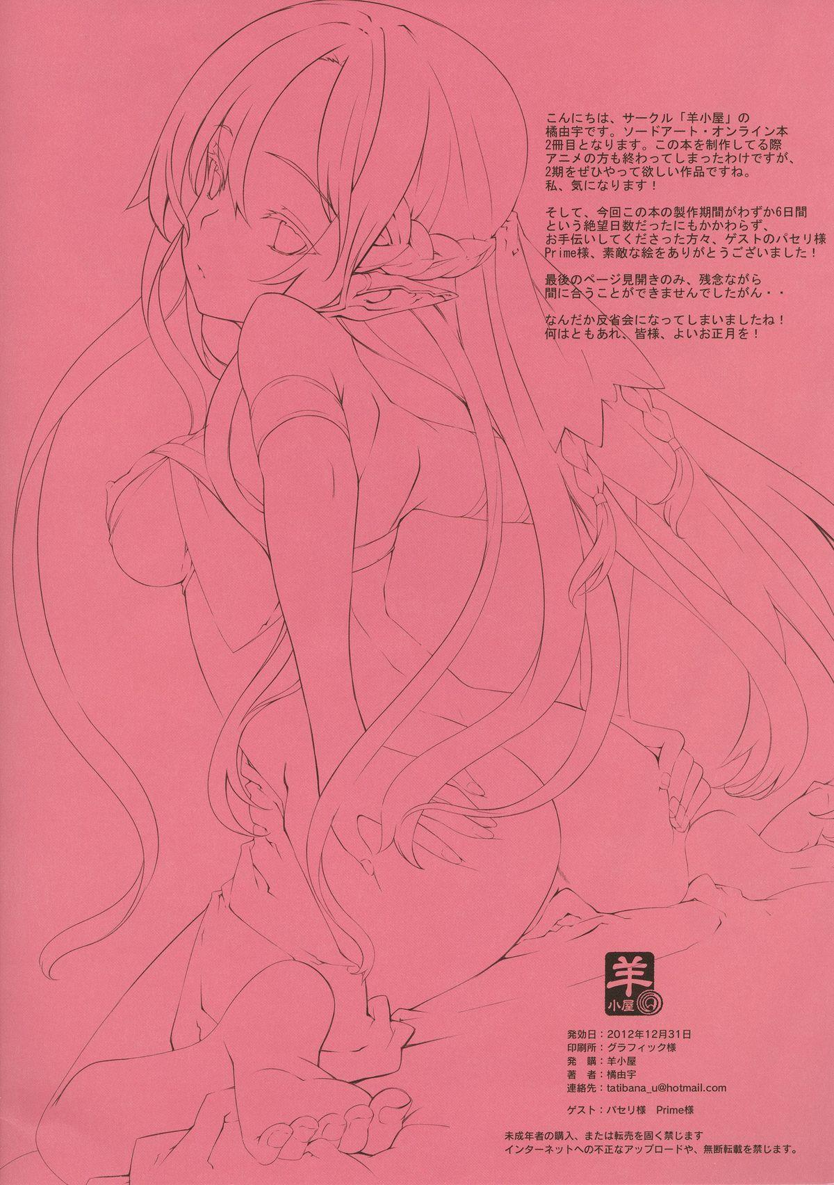 Sword Art Heroines 2 1