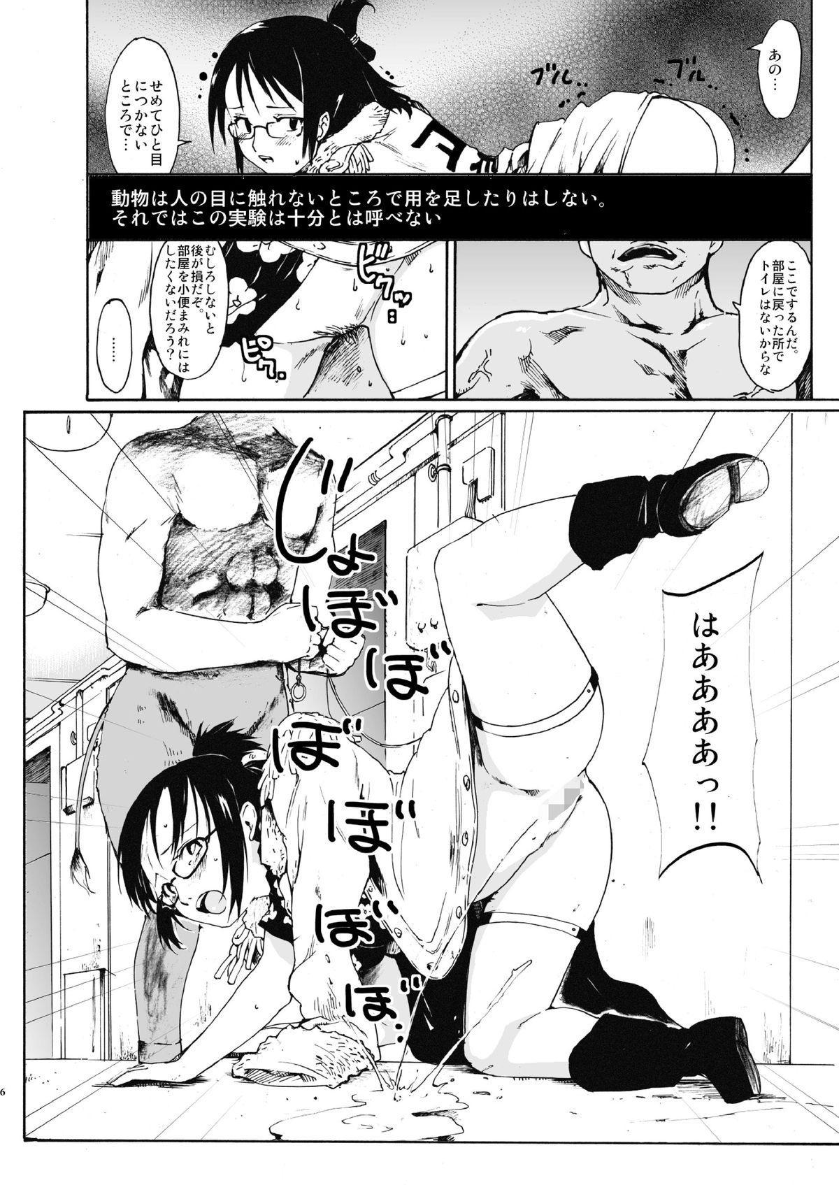 Zoku Gokkan no Jikkenshitsu 4