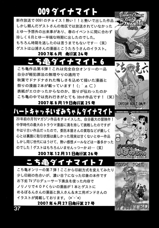 Kochikame Dynamite Vol.9 35