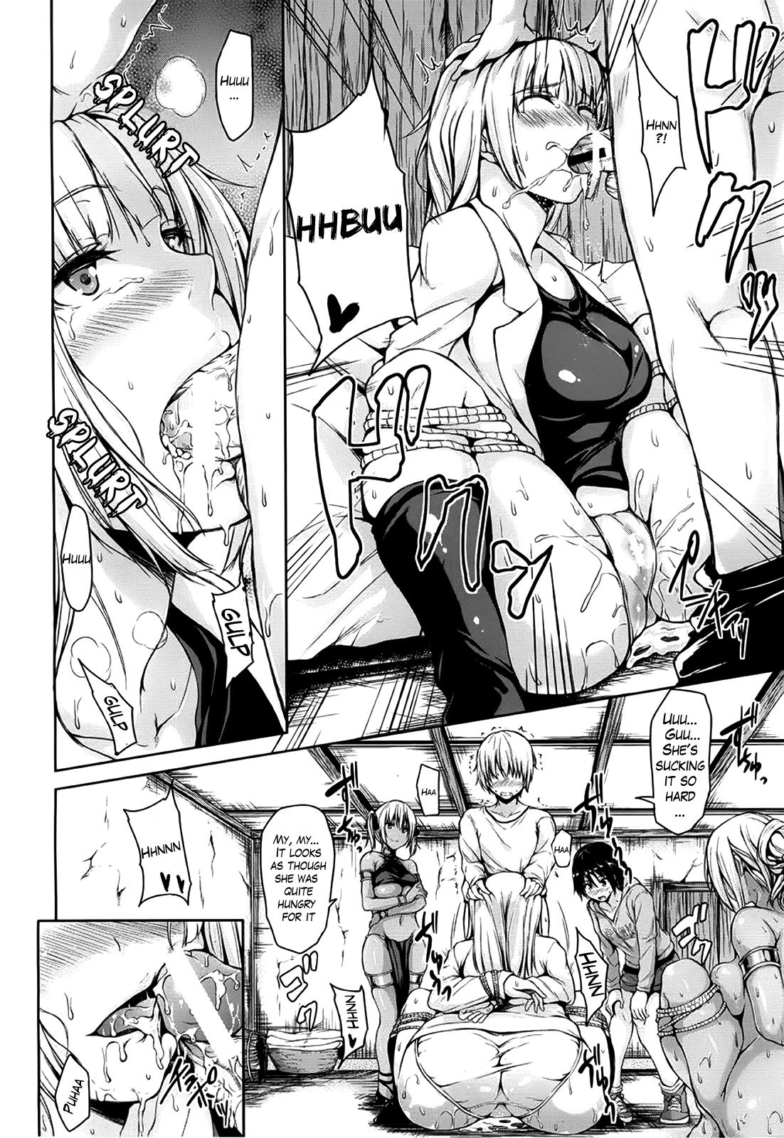 Tropical Harem Part 1 and 2 45