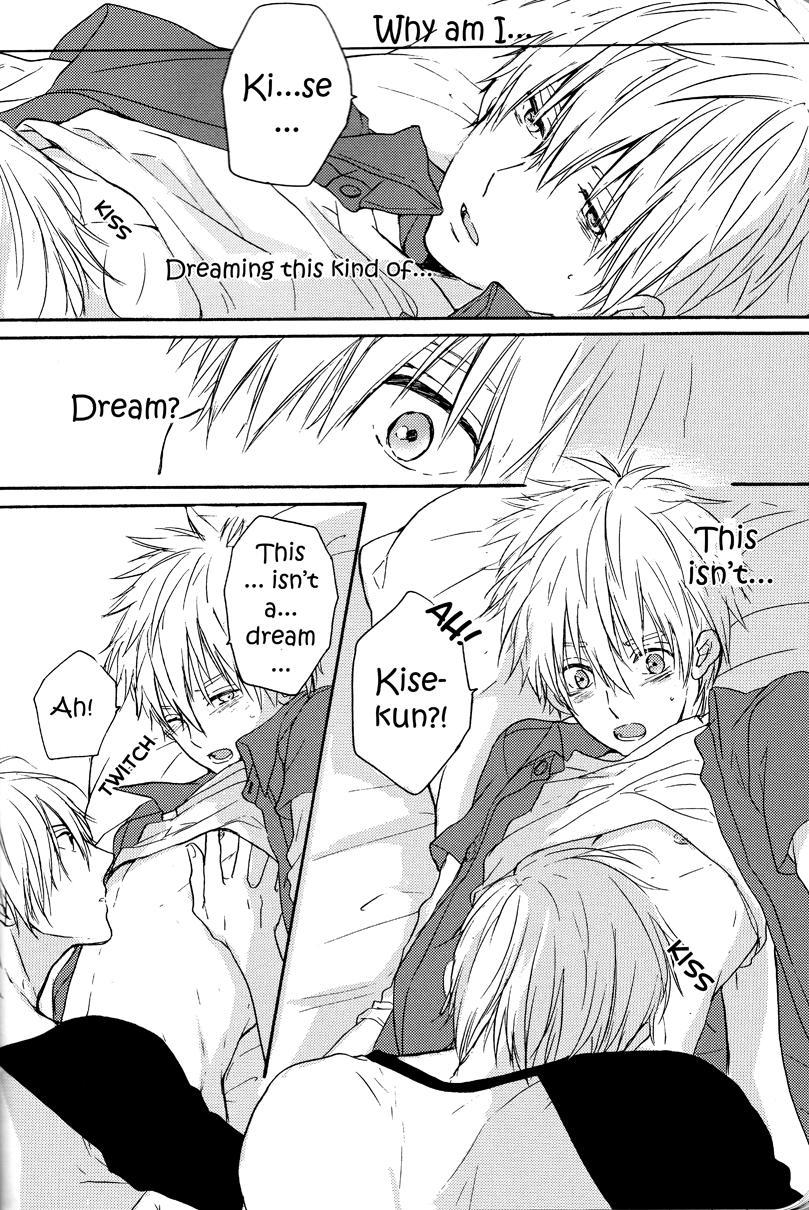 Kise-kun Nemui Desu 13