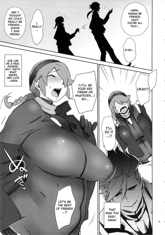 (C82) [Abradeli Kami (bobobo)] Otona no Gundamage 2 seX-rounder | Adult's Gundam Age 2 - seX-rounder (Gundam AGE) [English] [doujin-moe.us] 3