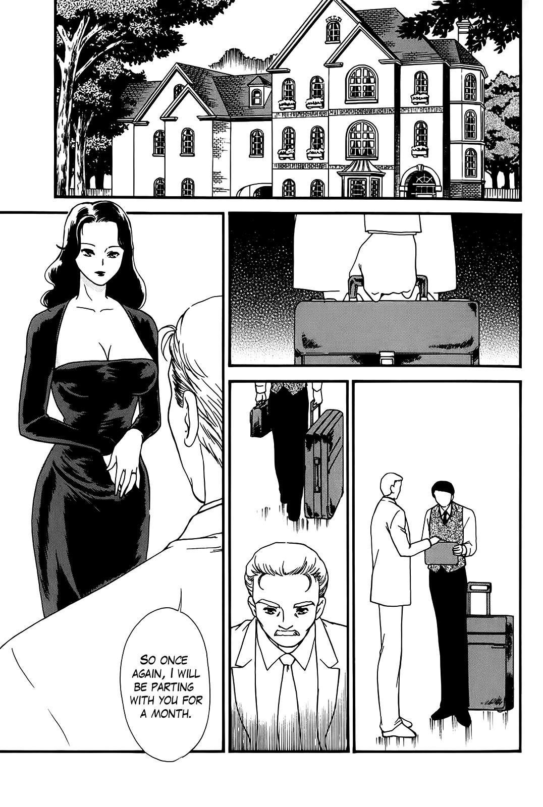 Hungry Wife Ch.1-2 0