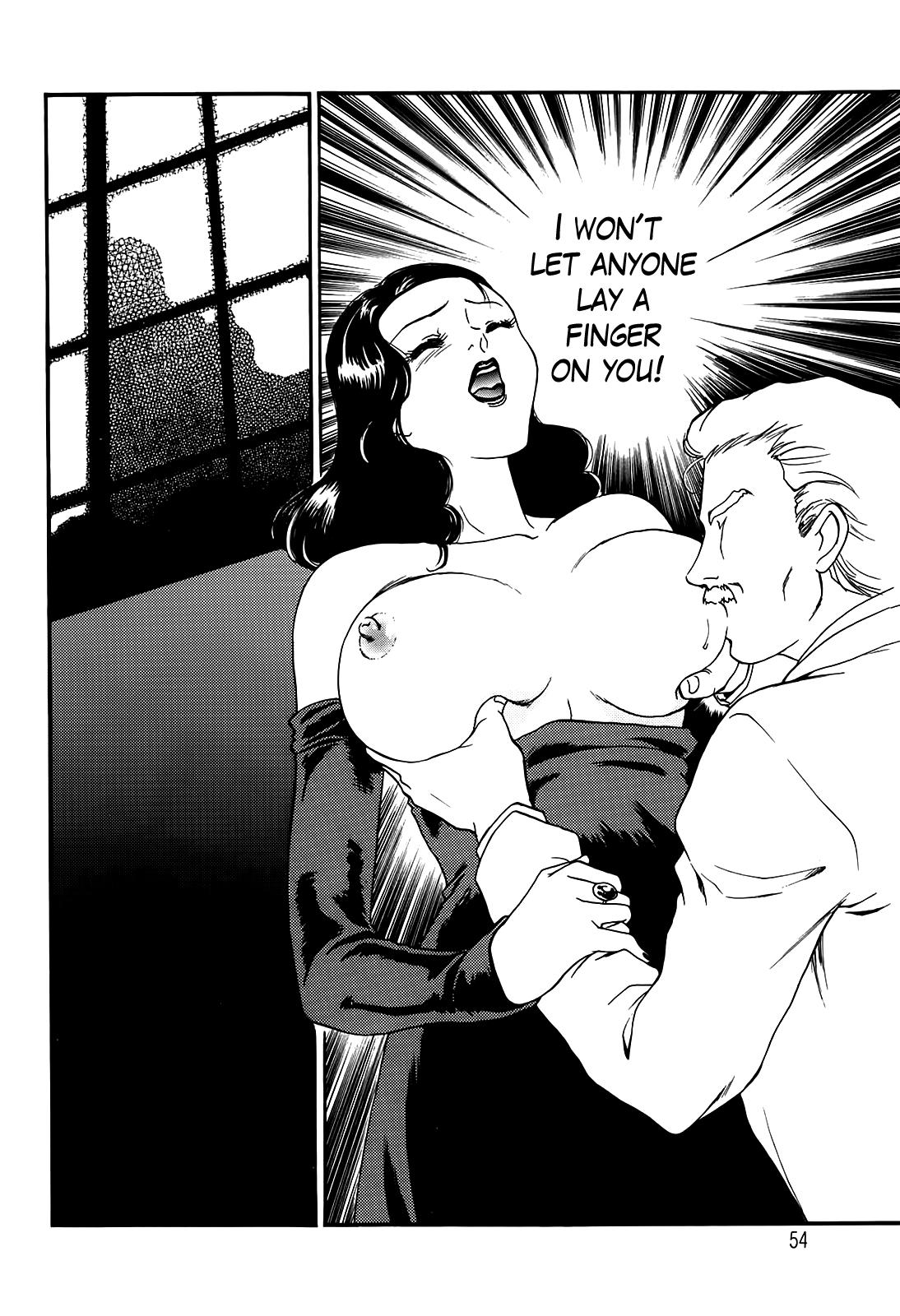 Hungry Wife Ch.1-2 3