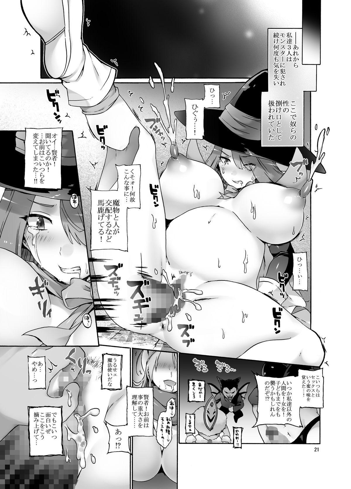 Mon Kan Quest 20