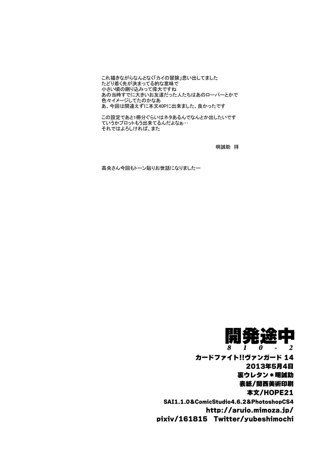 Kaihatsu Tochuu 810-2 43