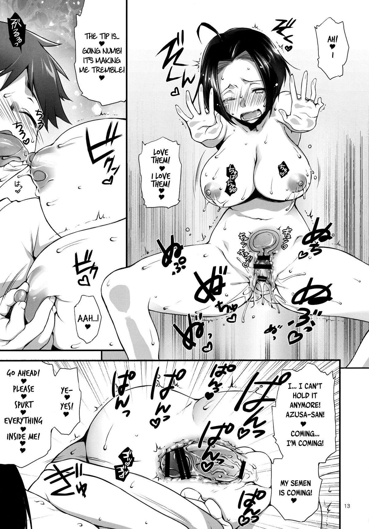 Itadakimasu, Azusa-san. 11