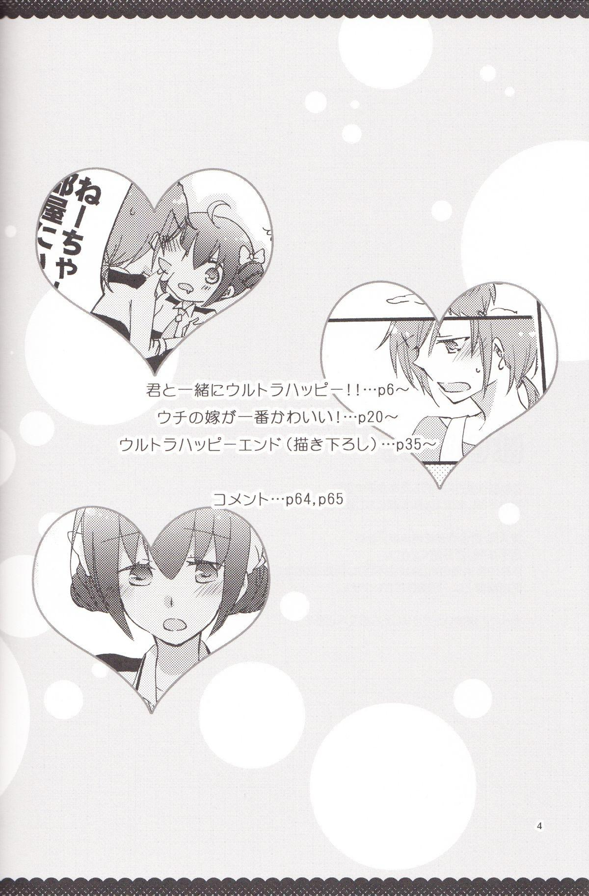 Ultra Happy End 2
