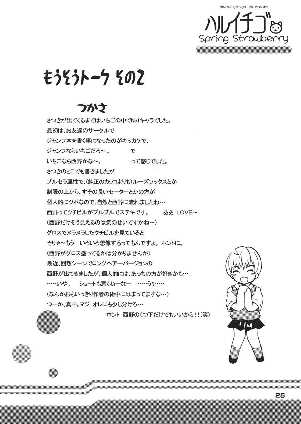 Haru Ichigo - Spring Strawberry 23